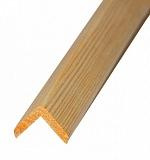 уголок деревянный для бани