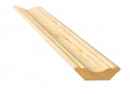 деревянный плинтус для бани